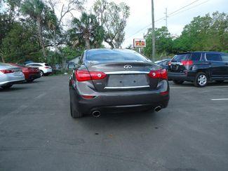 2014 Infiniti Q50 Premium AWD SEFFNER, Florida 11