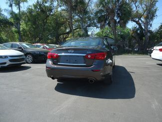 2014 Infiniti Q50 Premium AWD. NAVIGATION SEFFNER, Florida 15