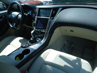 2014 Infiniti Q50 Premium AWD. NAVIGATION SEFFNER, Florida 20