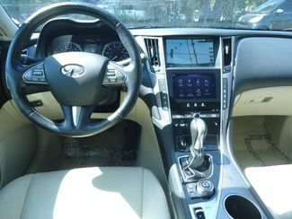2014 Infiniti Q50 Premium AWD. NAVIGATION SEFFNER, Florida 23
