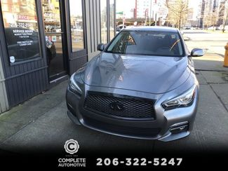 2014 Infiniti Q50X All Wheel Drive Premium Sedan Local 2