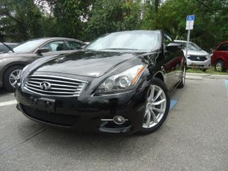 2014 Infiniti Q60 Coupe Journey SEFFNER, Florida
