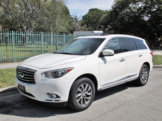 2014 INFINITI QX60 Come and visit us at oceanautosalescom for our expanded inventoryThis offer e