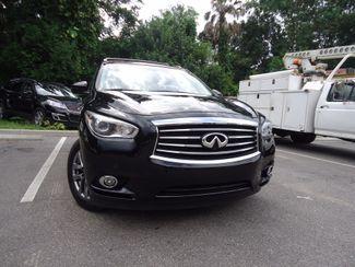 2014 Infiniti QX60 AWD. PREMIUM PKG. NAVIGATION SEFFNER, Florida 7