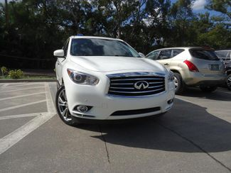 2014 Infiniti QX60 DELUXE TOURING. THEATER. PANORAMIC SEFFNER, Florida 10