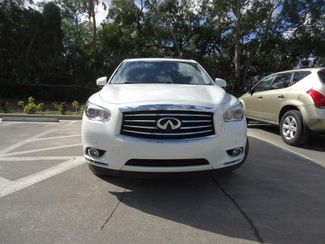 2014 Infiniti QX60 DELUXE TOURING. THEATER. PANORAMIC SEFFNER, Florida 11