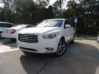 2014 Infiniti QX60 DELUXE TOURING. THEATER. PANORAMIC SEFFNER, Florida 6