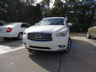 2014 Infiniti QX60 DELUXE TOURING. THEATER. PANORAMIC SEFFNER, Florida 7