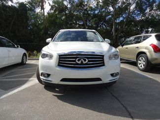 2014 Infiniti QX60 DELUXE TOURING. THEATER. PANORAMIC SEFFNER, Florida 8