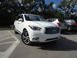 2014 Infiniti QX60 DELUXE TOURING. THEATER. PANORAMIC SEFFNER, Florida 9