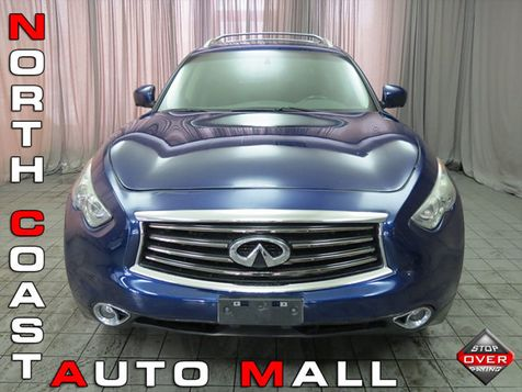 2014 Infiniti QX70 AWD 4dr in Akron, OH