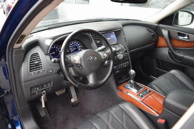 2014 Infiniti QX70 AWD 4dr Richmond Hill, New York 16