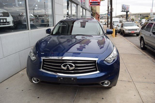 2014 Infiniti QX70 AWD 4dr Richmond Hill, New York 2