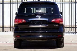2014 Infiniti QX80 AWD * 1-OWNER * Theater Pkg * 22s * QUADS *Cameras Plano, Texas 5