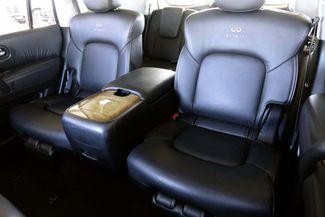 2014 Infiniti QX80 AWD * 1-OWNER * Theater Pkg * 22s * QUADS *Cameras Plano, Texas 13