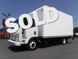 2014 Isuzu NPR HD Diesel 16FT Box Truck With Lift Gate in Ephrata PA