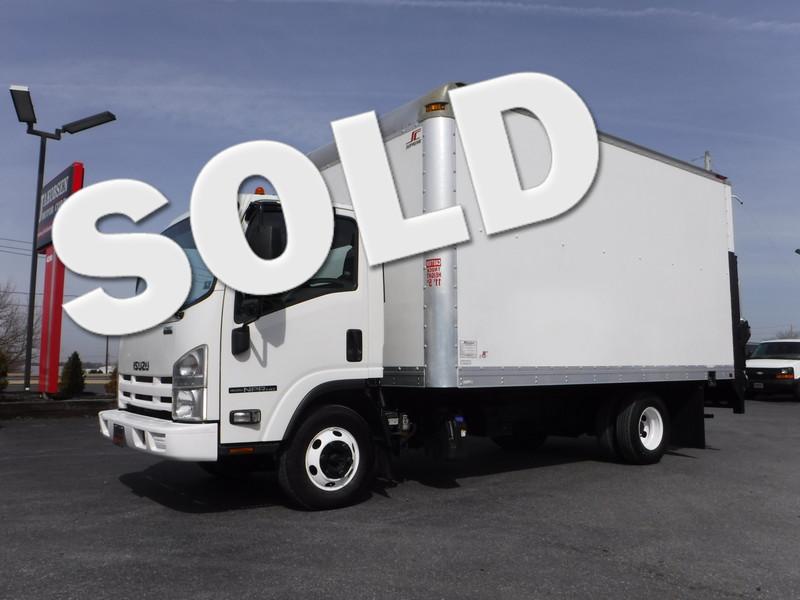 2014 Isuzu NPR HD 15FT Box Truck in Ephrata PA