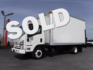 2014 Isuzu NPR HD 15FT Box Truck in Lancaster, PA PA
