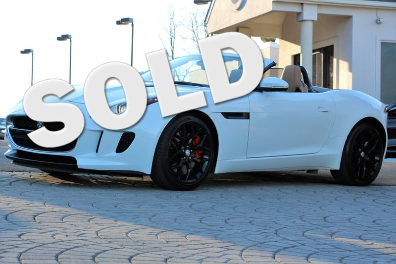 2014 Jaguar F-TYPE S Convertible V6 380HP in Alexandria VA