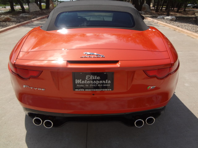 2014 Jaguar F-TYPE V8 S Austin , Texas 14
