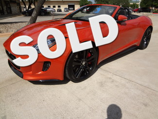 2014 Jaguar F-TYPE V8 S Austin , Texas