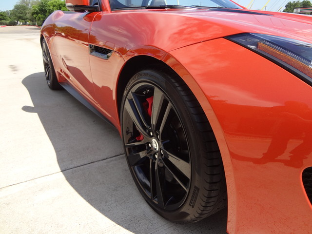 2014 Jaguar F-TYPE V8 S Austin , Texas 9