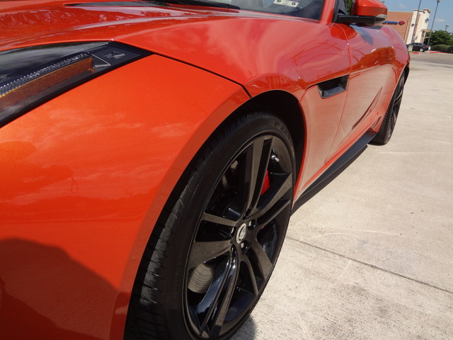 2014 Jaguar F-TYPE V8 S Austin , Texas 10