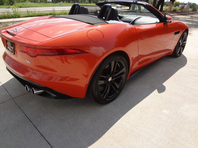 2014 Jaguar F-TYPE V8 S Austin , Texas 5