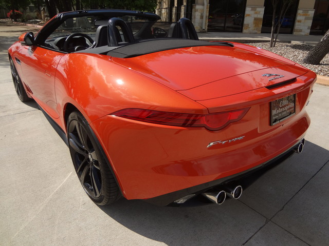 2014 Jaguar F-TYPE V8 S Austin , Texas 3