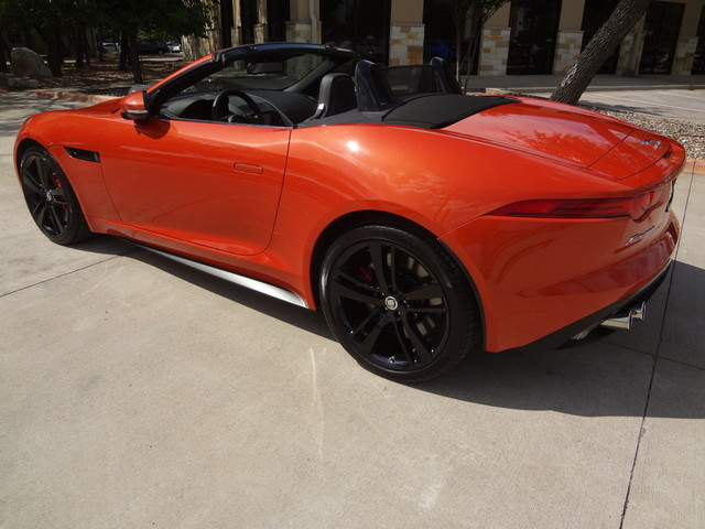 2014 Jaguar F-TYPE V8 S Austin , Texas 1