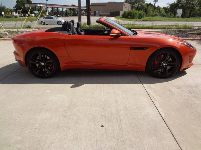 2014 Jaguar F-TYPE V8 S Austin , Texas 6