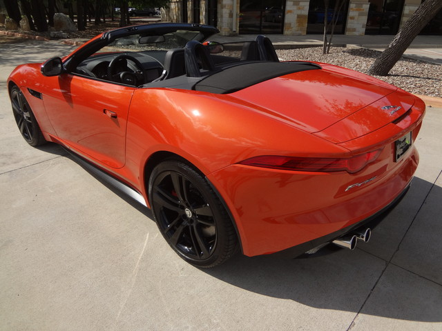 2014 Jaguar F-TYPE V8 S Austin , Texas 2