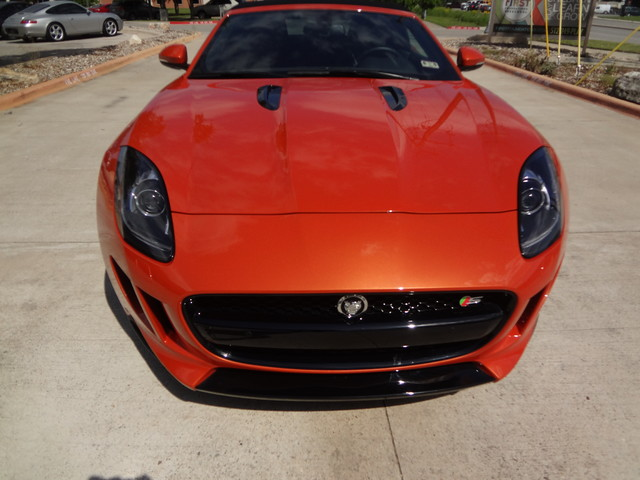 2014 Jaguar F-TYPE V8 S Austin , Texas 18