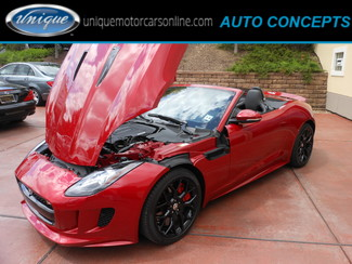 2014 Jaguar F-TYPE V6 S Bridgeville, Pennsylvania 37