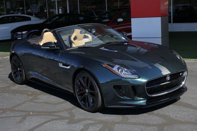 2014 Jaguar F-TYPE V8 S RWD - VISION & PERFORMANCE PKGS! Mooresville , NC 21