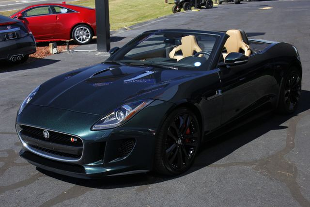 2014 Jaguar F-TYPE V8 S RWD - VISION & PERFORMANCE PKGS! Mooresville , NC 22