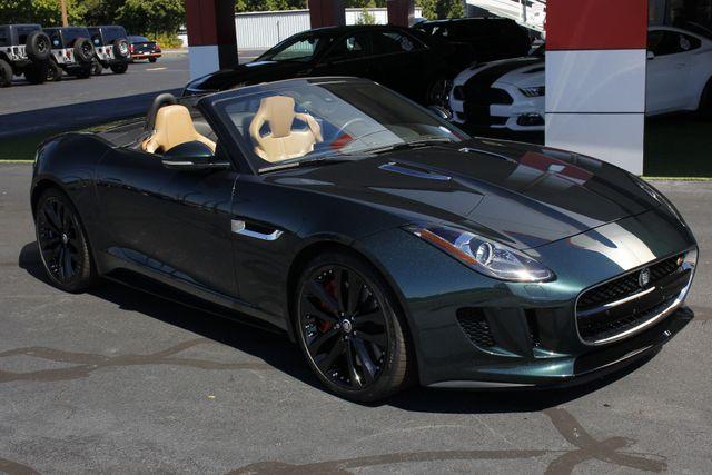 2014 Jaguar F-TYPE V8 S RWD - VISION & PERFORMANCE PKGS! Mooresville , NC 23