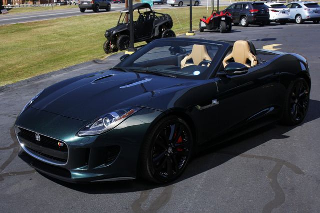2014 Jaguar F-TYPE V8 S RWD - VISION & PERFORMANCE PKGS! Mooresville , NC 24
