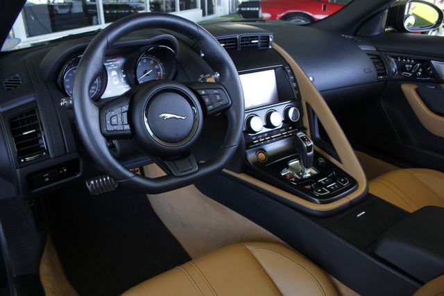 2014 Jaguar F-TYPE V8 S RWD - VISION & PERFORMANCE PKGS! Mooresville , NC 33