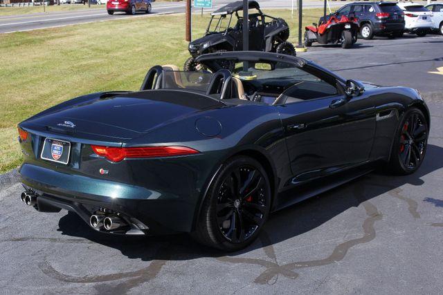2014 Jaguar F-TYPE V8 S RWD - VISION & PERFORMANCE PKGS! Mooresville , NC 25