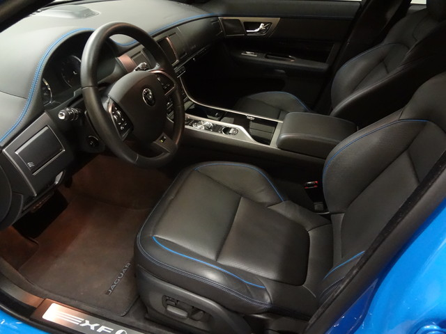 2014 Jaguar XF V8 XFR-S RWD Austin , Texas 13