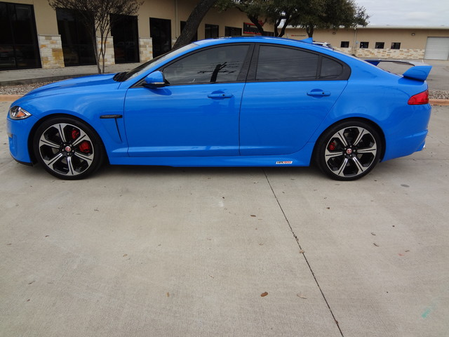 2014 Jaguar XF V8 XFR-S RWD Austin , Texas 1