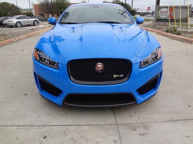 2014 Jaguar XF V8 XFR-S RWD Austin , Texas 8