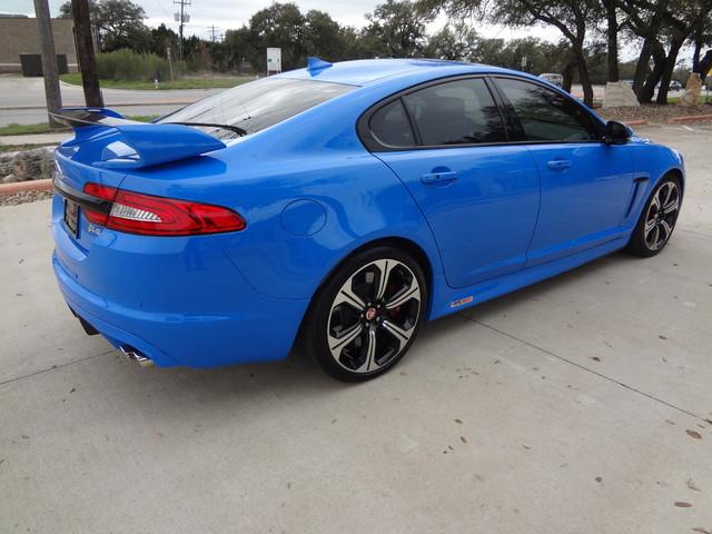 2014 Jaguar XF V8 XFR-S RWD Austin , Texas 4