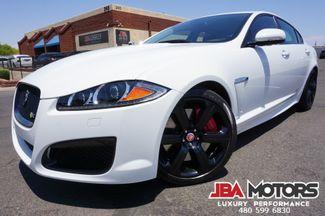 2014 Jaguar XFR XF R V8 XF-R Sedan | MESA, AZ | JBA MOTORS in Mesa AZ