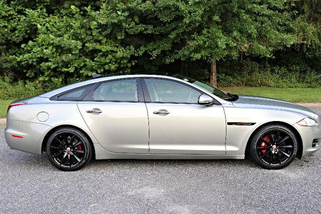 2014 Jaguar XJ Mooresville, North Carolina 8