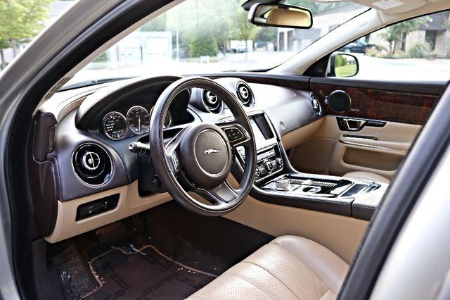 2014 Jaguar XJ Mooresville, North Carolina 10