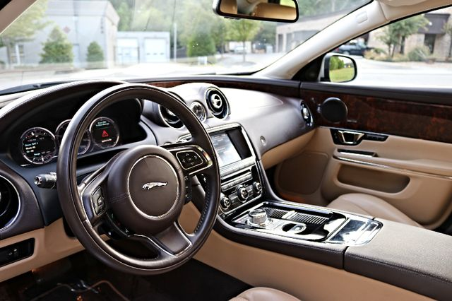 2014 Jaguar XJ Mooresville, North Carolina 12