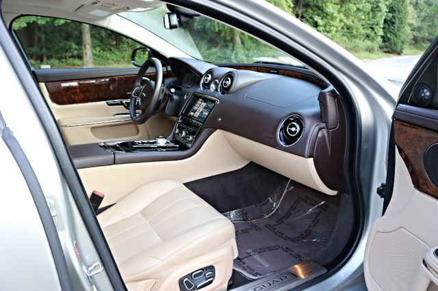 2014 Jaguar XJ Mooresville, North Carolina 21