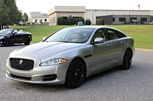 2014 Jaguar XJ Mooresville, North Carolina 3
